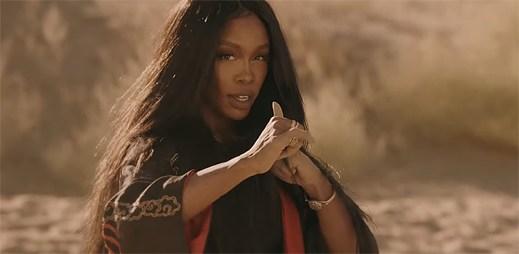 """SZA svádí kung-fu boj s Kendrickem Lamarem v klipu """"Doves In The Wind"""""""