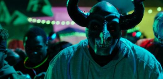 """Nový trailer k filmu """"První očista"""": Dvanáct hodin, během kterých jsou veškeré zločiny zcela legální"""