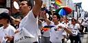 Tokiem prošel pochod LGBT+ hrdosti. Tématem byla láska a rovnost