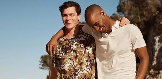 5 svěžích fotek nové kolekce módní značky H&M pro stylové muže