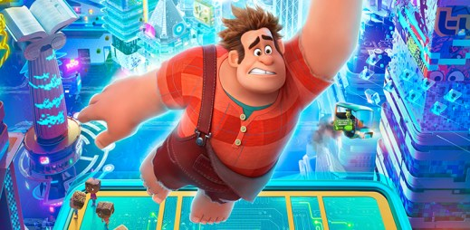 """Trailer k animovanému filmu """"Raubíř Ralf a internet"""". Další hit od Disney se blíží!"""