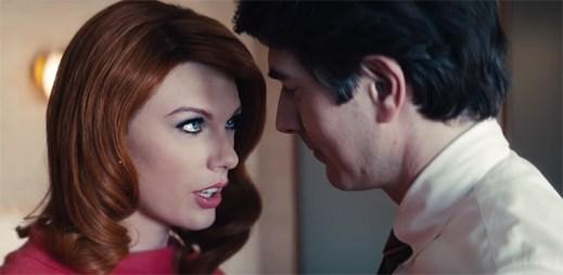 """Taylor Swift svádí muže spořádané Jennifer v novém klipu """"Babe"""""""