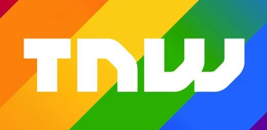 Známý technologický web TheNextWeb podpořil Gay Pride 2018