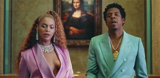 """Beyoncé a Jay Z nečekaně vydali nové album """"Everything Is Love"""" s prvním klipem k singlu """"APESHIT"""""""