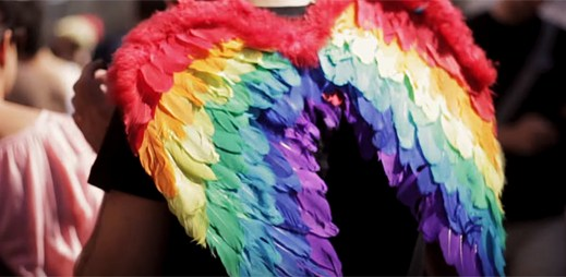 Proč je londýnský Gay Pride tak malý ve srovnání se zbytkem světa?