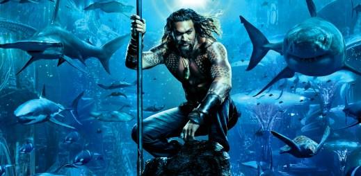 """Trailer k filmu """"Aquaman"""": Stal se dědicem podmořského světa Atlantidy, aby vedl svůj lid"""
