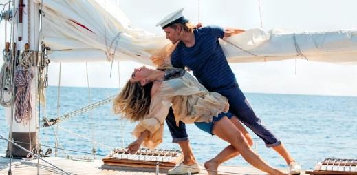 """Trailer k filmu """"Mamma Mia: Here We Go Again"""": Pokračování oblíbeného muzikálu plného písní skupiny ABBA"""