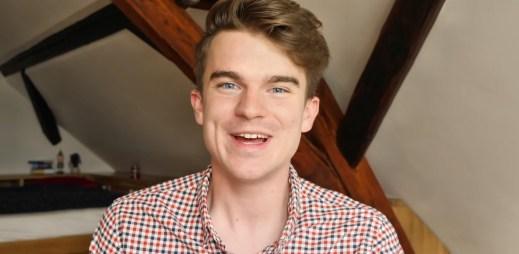 """Youtuber Kovy: """"Nejtěžší byl úplně první coming out, protože jsem si představoval černé scénáře a zbytečně se bál"""""""