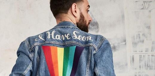 """Duhová kolekce Levi's Pride: """"Buďte sví, buďte tím, čím chcete být. A buďte na sebe hrdí!"""""""