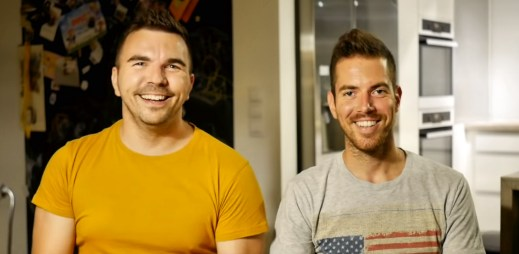 David a Michal Vaníčkovi: Jak jim říkají jejich děti? A kdo z nich je víc máma a táta
