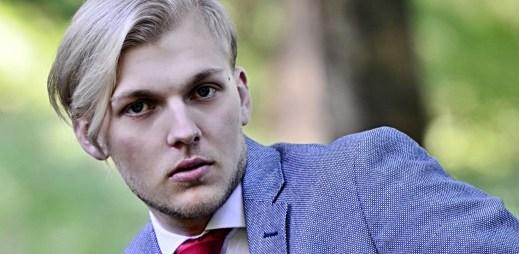 """Marek Černín: """"Gayman 2018 by měl mít nadhled, pokoru, sebevědomí a vystupování"""""""