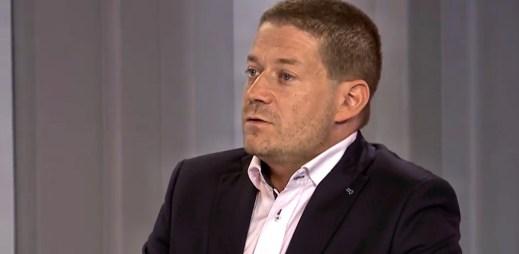 """Poslanec Patrik Nacher: """"Souhlasím s narovnáním práv pro gaye a lesby, souhlasím s adopcemi, ale neříkejme tomu manželství"""""""