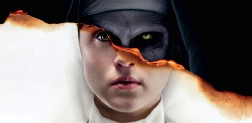 """Trailer k filmu """"Sestra"""": Démonická řádová sestra šíří zlo ze záhadného kláštera, které ukrývá děsivé tajemství"""