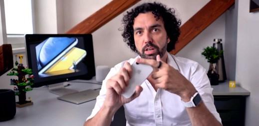 """Petr Mára: """"Nový iPhone XS byste si měli koupit, pokud máte iPhone 8 nebo jiný starší model"""""""