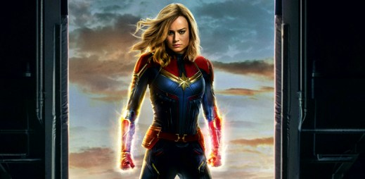 """Nový trailer k filmu """"Captain Marvel"""": Nové dobrodružství z dosud neviděného období filmového světa Marvel"""