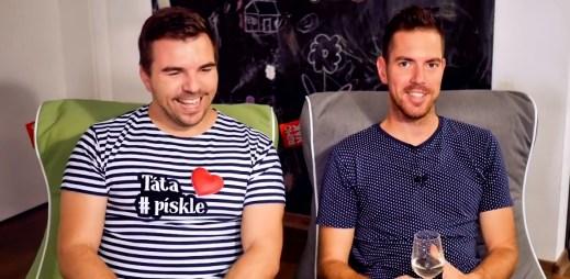 David a Michal Vaníčkovi: Nebojí se, že jejich děti budou šikanované?