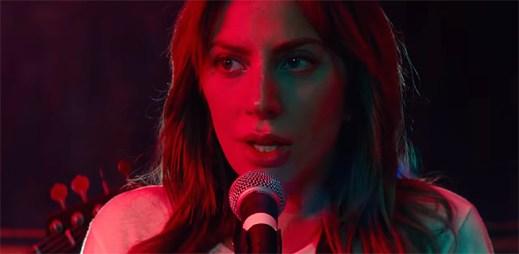 """Lady Gaga a Bradley Cooper touží po změně ve spalujícím klipu """"Shallow"""""""