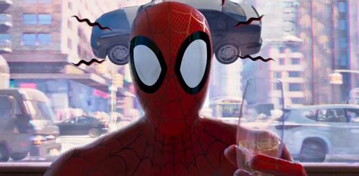 """Třetí trailer k filmu """"Spider-Man: Paralelní světy"""""""