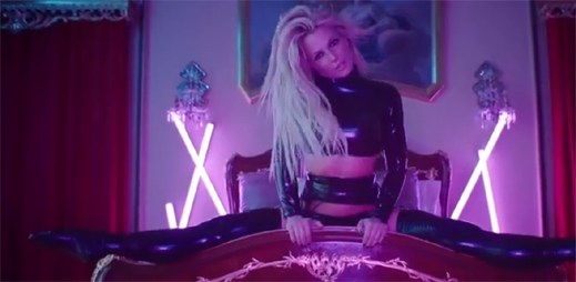"Britney Spears odhalila nová žhavá videa ke svému unisex parfému ""Prerogative"""