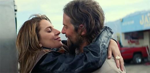 """Lady Gaga a Bradley Cooper se vydávají na romantickou cestu v klipu """"Look What I Found"""""""