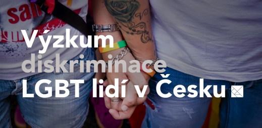 Prague Pride: Jak se žije gayům v České republice? Vyplňte dotazník!
