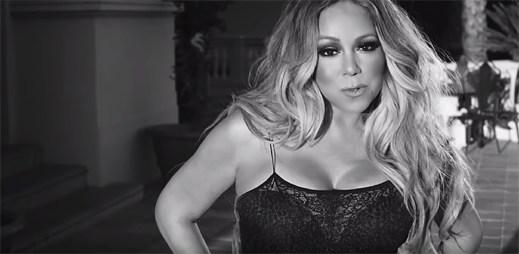"""Mariah Carey si užívá svůj okouzlující život v klipu """"With You"""""""