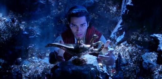 """Trailer k filmu """"Aladin"""": Nové zpracování kultovní pohádky Tisíc a jedna noc se blíží"""