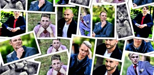 Který z těchto 7 finalistů bude Gayman 2018? Brzy budeme znát jméno vítěze