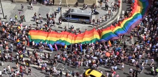 Video: Připomeňte si úžasnou atmosféru Prague Pride 2018
