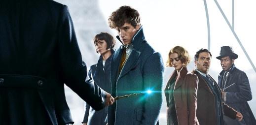 """Nový trailer k filmu """"Fantastická zvířata: Grindelwaldovy zločiny"""". Pokračování kouzelnického světa se blíží!"""