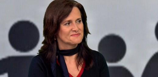 """Poslankyně Radka Maxová: """"Doufám, že novela na uzákonění manželství pro gaye a lesby projde"""""""