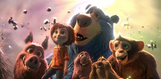 """Trailer k filmu """"Kouzelný park"""": Země zázraků brzy ožije"""
