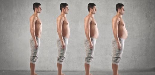 Jak být štíhlý a dlouho žít? Obezita zkracuje život asi o 7 let, přitom stačí pár hodin chůze navíc, varují lékaři