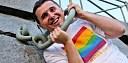 """Bývalý gay aktivista Milda Šlehofer: """"Věřím v tu lepší, rozumnější část lidí a politiků"""""""