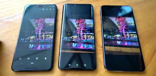 Který lépe fotí? iPhone XS Max, Mate 20 Pro nebo Pixel 3 XL