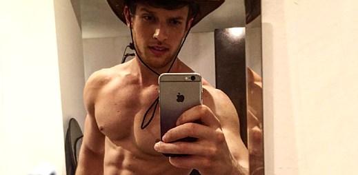 Instagram: 17 zatraceně sexy fotografií George Nikolova, který vám rád zapózuje!