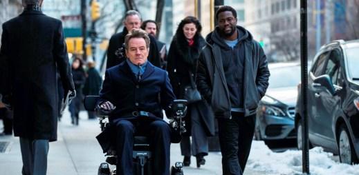 """Trailer k filmu """"Nedotknutelní"""": Nová hollywoodská verze chce být ještě lepší než původní francouzský hit"""