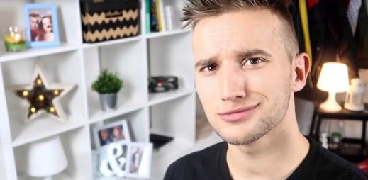 Gay youtuber Ben Slamka: Na internetu je spousta nesmyslů o homosexuálech. Proto se některé z nich rozhodl vyvrátit!