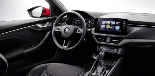 Škoda Kamiq: První pohled do interiéru nového městského SUV