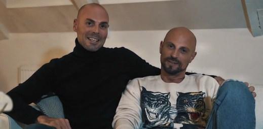 """Stylista Filip Vaněk a Antonín Petrskovský: """"Kdybychom mohli uzavřít manželství, jdeme do toho!"""""""