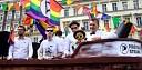 Pirátská strana chtěla projednat zákon o manželství pro gaye a lesby, většina poslanců ale byla proti