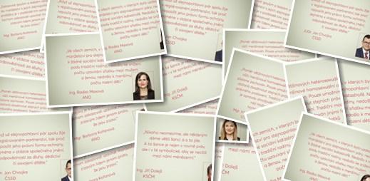 Kampaň Jsme fér otevřela v Česku diskuzi. O manželství pro gaye a lesby mluví i politici!