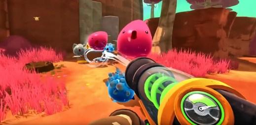 """Stahujte zdarma PC hru """"Slime Rancher"""": Boj proti slimákům právě začíná!"""