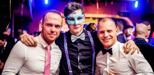 LGBT ples Queer Ball 2019 byl v Praze naprosto skvělý! Teď míří do Brna