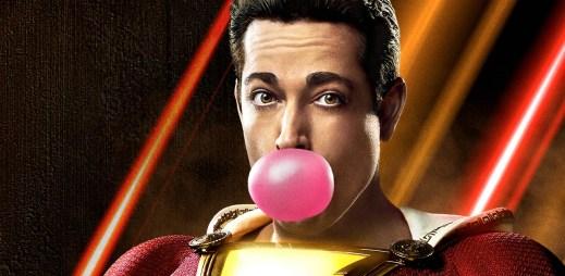 """Nový trailer k filmu """"Shazam!"""": Co udělá čtrnáctiletý chlapec, když se ocitne v těle superhrdiny?"""