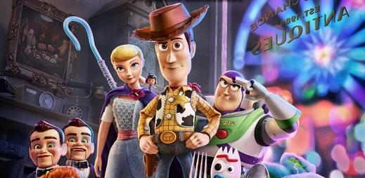 """Trailer k filmu """"Toy Story 4: Příběh hraček"""": Kovboj Woody se vrací!"""