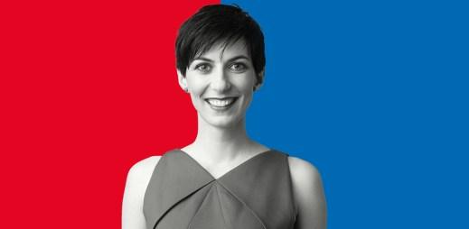 """Poslankyně Markéta Pekarová Adamová: """"Změnila jsem názor, podporuji manželství gayů a leseb. Pro LGBT to má velkou symboliku"""""""