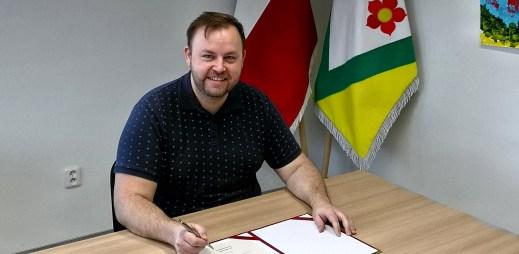 Starosta obce Březina Martin Habáň souhlasí s manželstvím pro gaye a lesby
