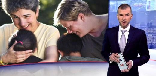 """Česká televize odvysílala reportáž o manželství gayů a leseb: """"Když se nyní jednomu z rodičů něco stane, dítě žije v právní nejistotě"""""""