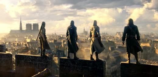 """Stahujte zdarma PC hru """"Assassin's Creed: Unity"""". Zavede vás do francouzské katedrály Notre-Dame!"""